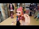 Мой любимый Монстер Хай. Коллекция кукол Monster High