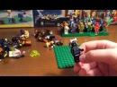 Обзор всей моей коллекции Лего НиндзяГо / Lego NinjaGo