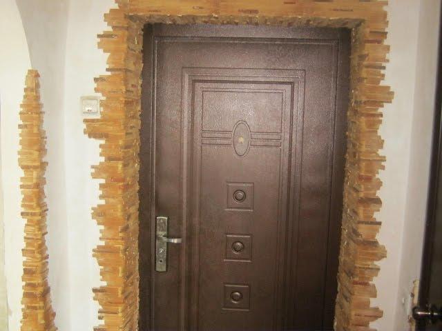 Простое решение скрыть неровные углы в прихожей дверных откосов смотреть онлайн без регистрации