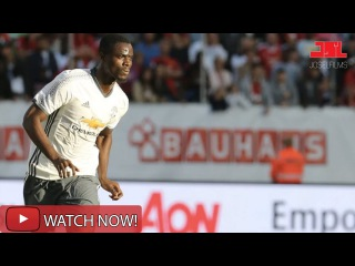 Eric Bailly vs Galatasaray – Individual Highlights - Pre Season - 30/07/16 - JoselUnited
