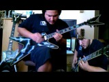Pantera - Cowboys from Hell - Guitar cover - by (Kenny Giron) kG