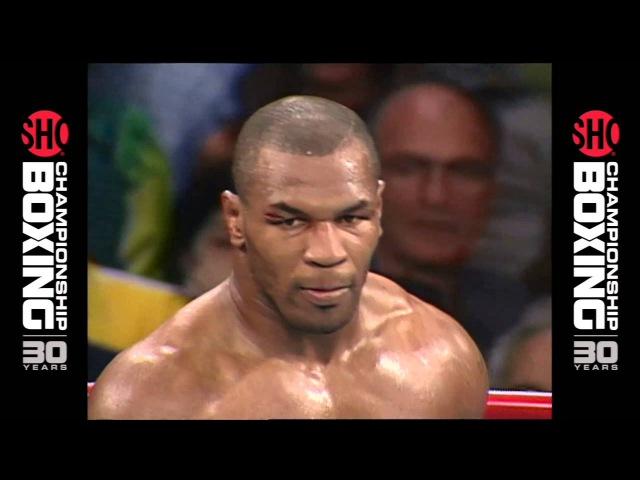 Mike Tyson vs Evander Holyfield II 28 06 1997