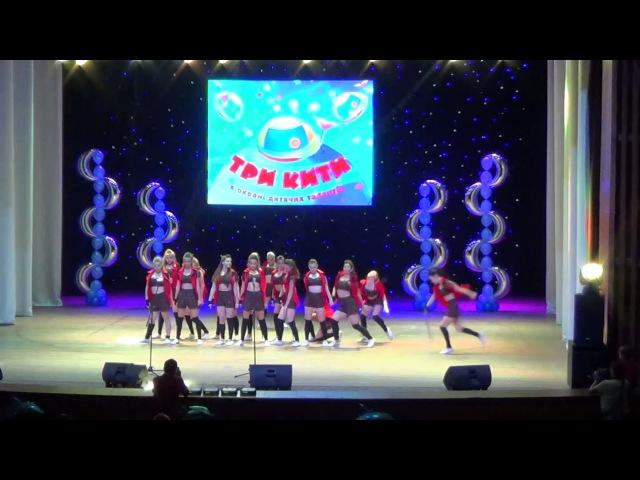 Открытие VII Открытый Всеукраинского фестиваля «ТРИ КИТА - в океане детских тала ...