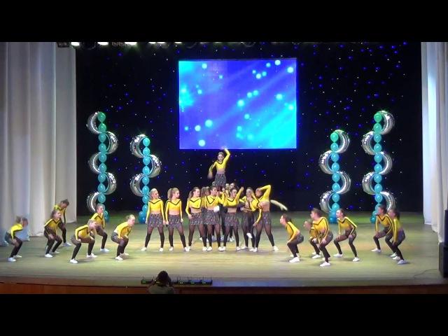 Открытый Всеукраинский фестиваль«ТРИ КИТА - в океане детских талантов» (Часть 12)