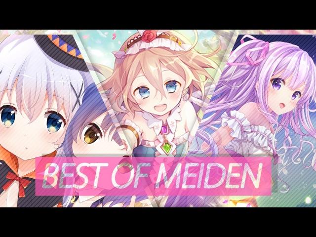 【1 HOUR MIX】Most Beautiful Cutest JPop/EDM | Best of Meiden (Kawaii Music Vol. 5) || ♫♫♫
