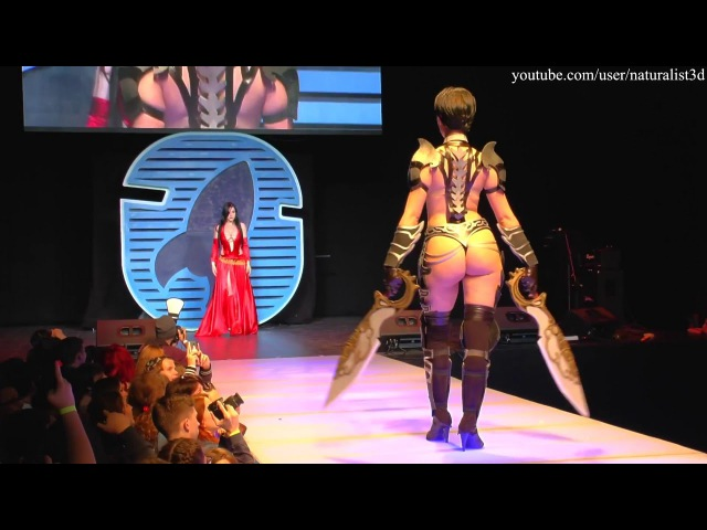 Cosplay Prince of Persia Warrior Within take 2 for funs