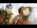 IRONMAN vs OPTIMUS PRIME - ALTERNATE ENDING - Super Power Beat Down