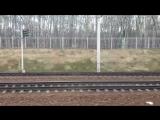 Лосиноостровская - Ярославский вокзал. 14 апреля 2017 года.