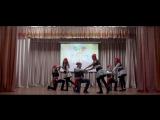 Танцевальная лихорадка 1 тур Выступление школы №154 старшие 2016