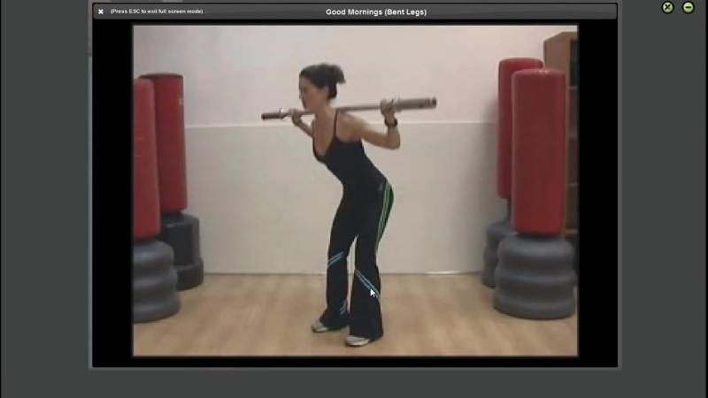 Большая ягодичная мышца. Анатомия. Упражнения. Растягивание.