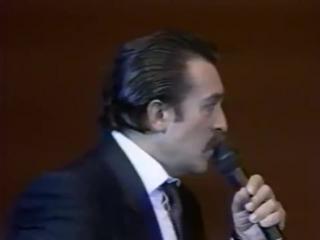 Вилли Токарев - Песня тракториста (Концерт в Москве; 1989 г.)
