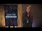 PSA׃ Riverdales Madelaine Petsch Wants to Save the Redheads