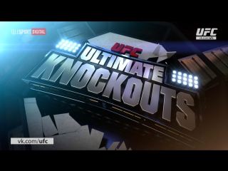 UFC Ultimate Knockouts Heavyweight [RUS]