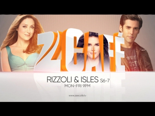 Rizzoli And Isles ¦ Mon-Fri 9׃Pm ¦ Only On Zee Cafe