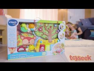 VTech Little Friendlies Glow And Giggle Playmat - Toyseek (1)