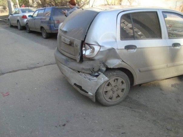 21 апреля, в пятницу, в Самаре произошло ДТП с участием шести автомоби