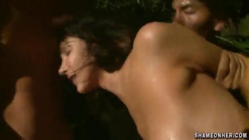 Худую толпой, порно видео онлайн, бесплатно на rusporn.xxx