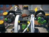 LEGO Marvel Super Heroes 76059 Человек-паук Питер Паркер: В ловушке Доктора Осьминога (Spider-Man Doc Ocks Tentacle Trap)
