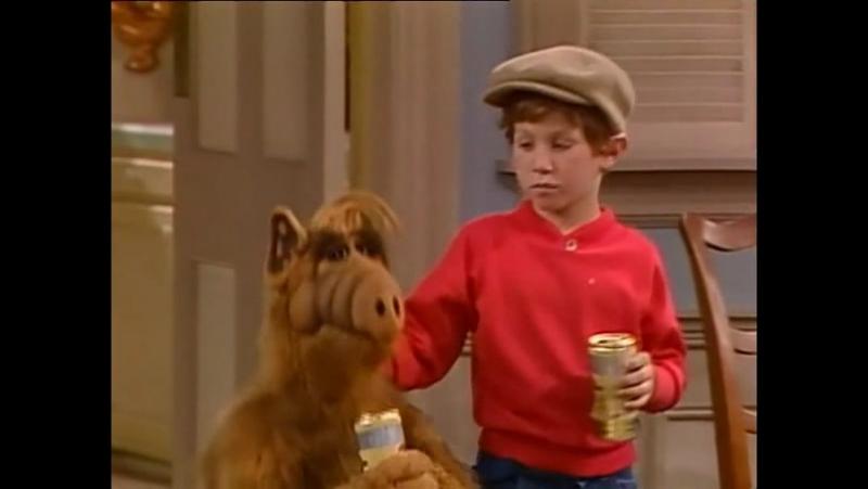 Alf Quote Season 1 Episode 1_Альф и Брайан_Не кока-кола