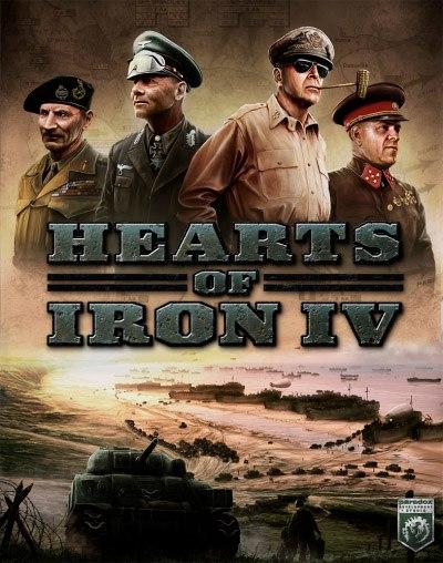 Hearts of Iron IV [v 1.3.0 + DLC's] (2016) PC | Лицензия