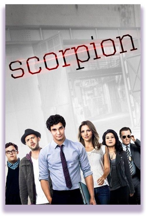 Скорпион / Scorpion [03x01-10 из 24] (2016) WEB-DLRip | IdeaFilm