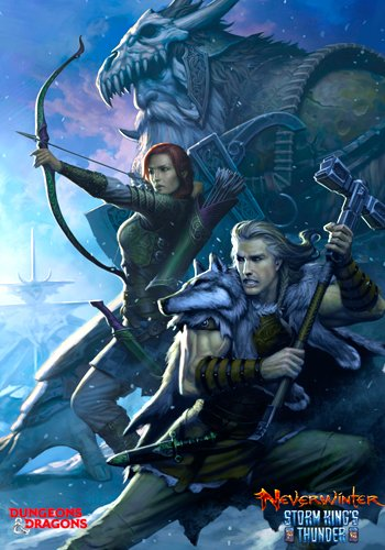 Neverwinter: Storm Kings Thunder [NW.70.20161025b.17] (2014) PC | Online-only
