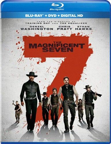 Великолепная семерка / The Magnificent Seven (2016) BDRip от MegaPeer | Лицензия