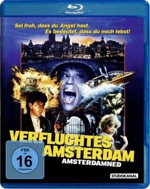 Амстердамский кошмар / Amsterdamned (1987) ВDRip 720p | Р2, А