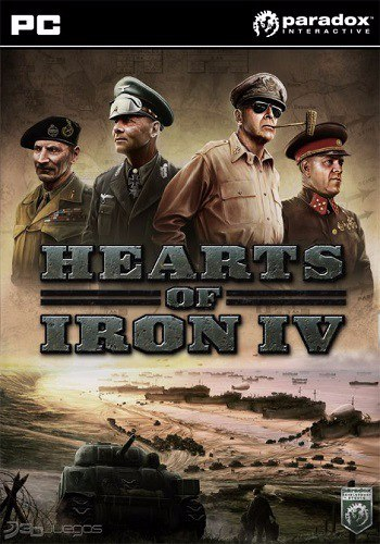 Hearts of Iron IV: Field Marshal Edition [v1.3.0.5256 + DLC] (2016) PC | RePack от Other's
