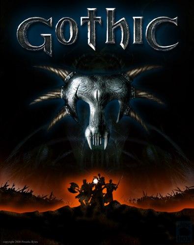 Готика / Gothic [v 1.08k] (2001) PC | Repack