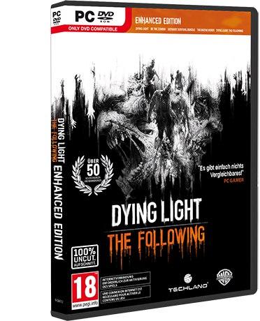 Dying Light: The Following - Enhanced Edition [v 1.12.0-hf1 + DLCs] (2015) PC | RePack от qoob