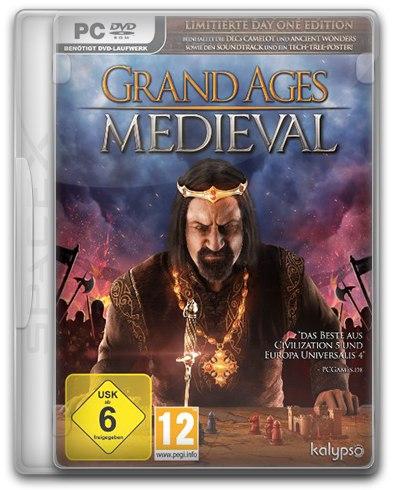 Grand Ages: Mediеval [v 1.1.2.21069 + 2 DLC] (2015) PC   RePack от qoob