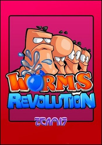 Worms Revolution - Gold Edition (2012) PC | RePack by Mizantrop1337