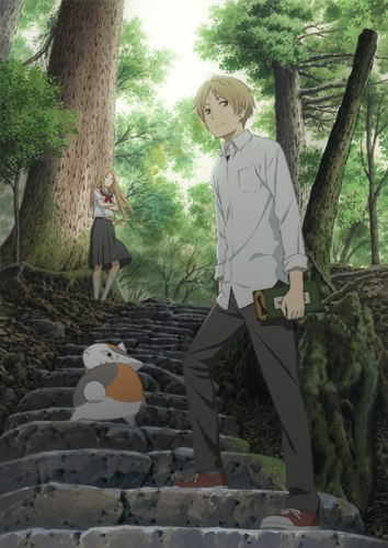 Тетрадь дружбы Нацумэ / Natsume Yuujinchou Go [ТВ-5] [05х01-10 из 12 + SP] (2016) HDTVRip 720p | SEKAI PROJECT