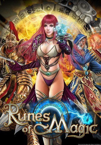 Runes of Magic [6.2.0.103] (2009) PC | Online-only