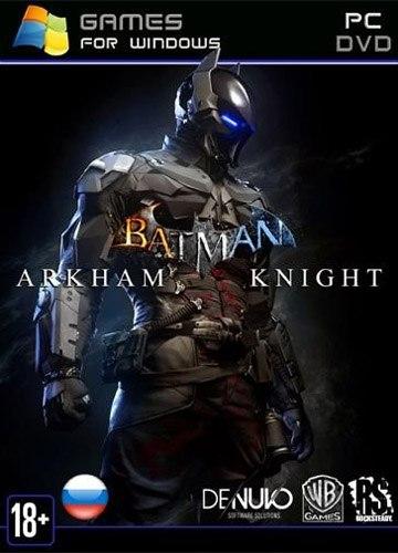 Batman: Arkham Knight - Premium Edition [v.1.6.2.0 + DLC] (2015) PC | Repack от =nemos=