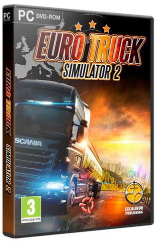 Euro Truck Simulator 2 [v 1.26.2.2s + 47 DLC] (2013) PC | RePack от Decepticon