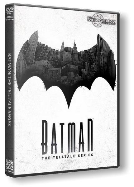 Batman: The Telltale Series - Episode 1-5 (2016) PC   RePack от R.G. Механики