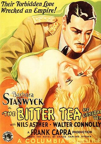 Горький чай генерала Йена / The Bitter Tea of General Yen (1933) DVDRip от egoleshik | A