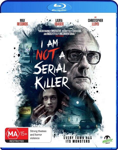 Я не серийный убийца / I Am Not a Serial Killer (2016) BDRemux 1080p | L