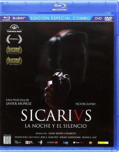 Сикарии: Ночью в тишине / Sicarivs: La noche y el silencio (2015) BDRip | A