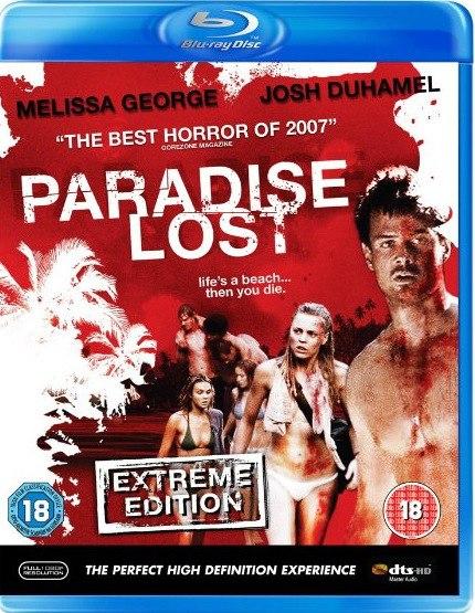 Туристас / Paradise Lost / Turistas (2006) BDRip 720p от Leonardo | Расширенная версия