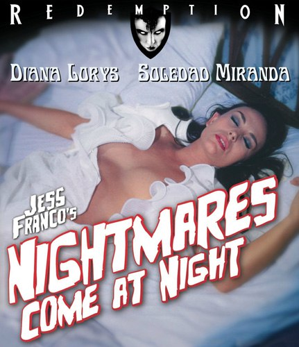 Кошмары приходят ночью / Les cauchemars naissent la nuit / Nightmares Come at Night (1972) HDRip от KinoRay and Sheikn | A