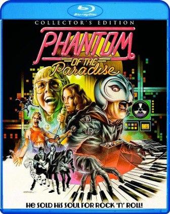 Призрак рая / Phantom of the Paradise (1974) BDRip 720p | P2