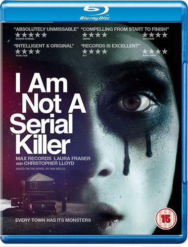 Я не серийный убийца / I Am Not a Serial Killer (2016) BDRip 1080p | L