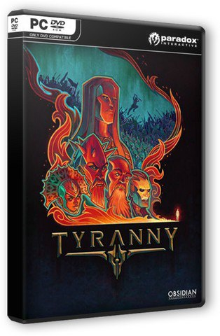 Tyranny [Update 3] (2016) PC | RePack от Decepticon