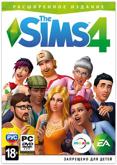The Sims 4: Deluxe Edition [v 1.25.136.1020] (2014) PC | Лицензия