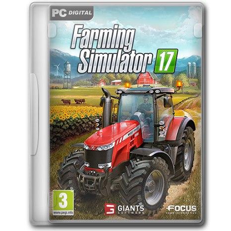Farming Simulator 17 [v 1.3.1 + 2 DLC] (2016) PC | RePack от qoob