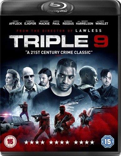 Три девятки / Triple 9 (2016) BDRip от MegaPeer | Лицензия