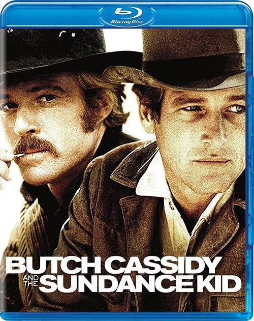 Буч Кэссиди и Сандэнс Кид / Butch Cassidy and the Sundance Kid (1969) BDRip 1080p | P, A, P2